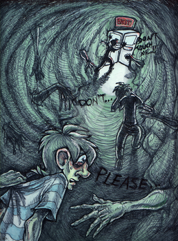 Phobia by HiswRetchedness