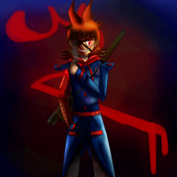 Tord the Red Leader by Jolibe