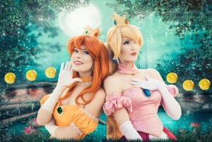 Star Coins by Rinaca-Cosplay