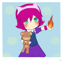 League of Legends: New Annie Icon/Design by TheMuteMagician
