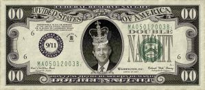 George Bush Novelty Currency