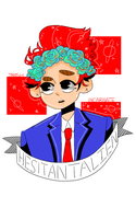 || GERARD WAY - HESITANT ALIEN || by greendaydad