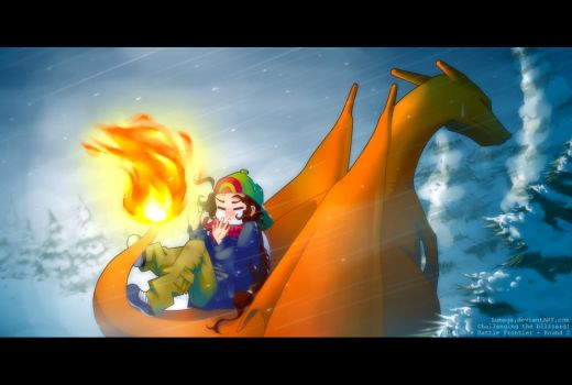 UBF: Challenging the blizzard by Lumaga