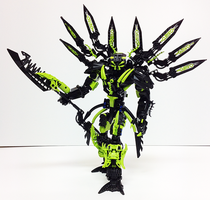 Energon: Wielder of Plasma by zap123build