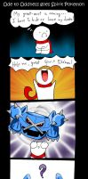 Spirit Pokemon Comic by beatrizearthbender