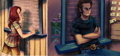 Locked Out, Locked In (That 70s Show) by thalle-my-honey