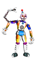 Aperture Ennard by shadowNightmare13