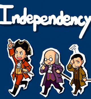 March Towards Independence by heavensong