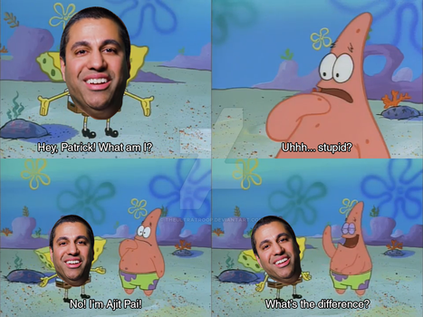 Ajit Pai by theultratroop