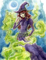 Witch by Noriko-Sugawara