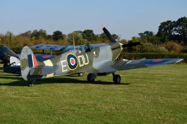 Supermarine Spitfire LF.Vc by Daniel-Wales-Images