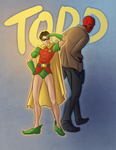 some todds by LizCoshizzle