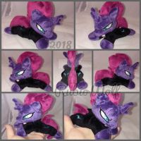 MLP 6 inch mini Commander Tempest v2.:Commission:. by RubioWolf