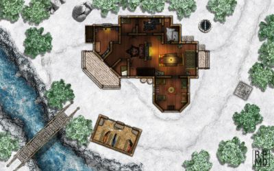 High Sentinel Lodge - 1st Floor by RonPepperMd