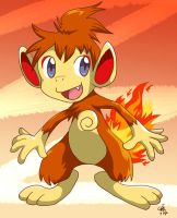 It's Chimchar