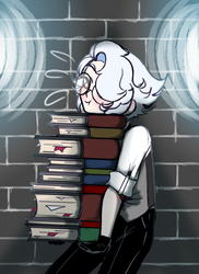 Harvesting the Books by Semienigma