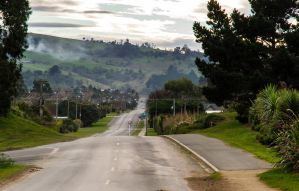 Small Town Otago by ARC-Photographic
