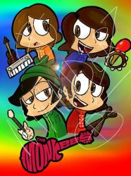 The Monkees by SlimeyWoolHat