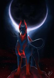 Hell Dog by TehChan