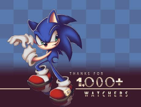 1,000 Watchers by Hydro-King