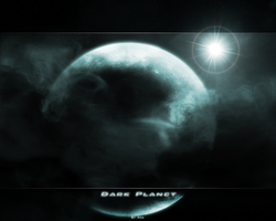 Dark Planet by Xna