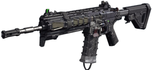 Favorite COD Zombies Guns: The ICR-1 Assault Rifle by ComannderrX