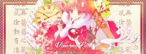 #Cover Face No.5 : Kimono Girl by MinamiNana