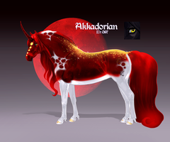 Akkadorian Z Mare 097 - Custom Import by Dezaaru