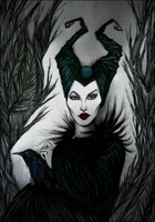 Maleficent by PandorasBox341