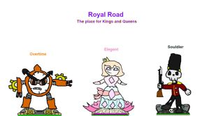 Skylanders Unleashed: Royal Roads by puglordseba