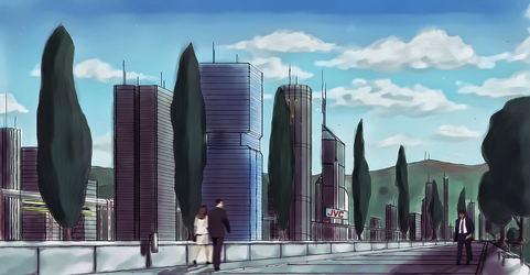 City by sanchiesp