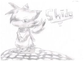 Shido in Monochrome by QuilavaBurn