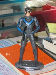 Nightwing by moulinrougegirl77