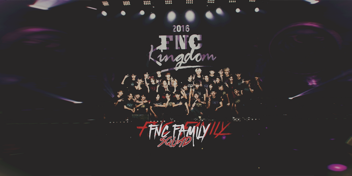 FNC FAMILY SQUAD | WALLPAPER by madgarts