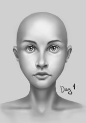 14 Day Challenge: Day 1 by Hikari-chyan