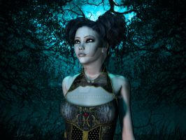Moonlit Nyte by Vanesse