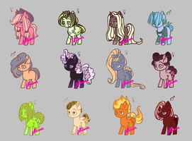 |open 10\12| ADOPTS by Sweet-Caramella