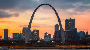 .:Sunset in St Louis:. by RHCheng