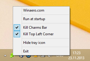 Winaero Charms Bar Killer by hb860