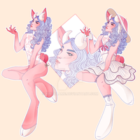 CANDY FAUN EASTER AUCTION CLOSED by KindoLame