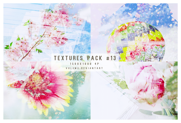 Textures pack #13 4P By vul3m3 by vul3m3