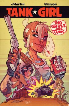 Two Girls One Tank #1 by blitzcadet