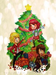 NYC Contest- Christmas by DaylightKSie