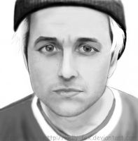 Billie Joe - sketchy like 17 by kelly42fox