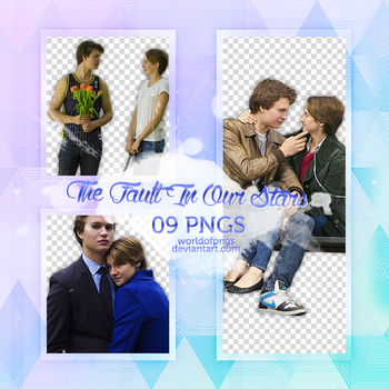 Pack Png 409- The Fault In Our Stars by worldofpngs