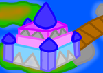That castle from The Firefox by TheFanGirl16
