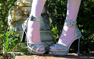Rochelle Goyle Basic shoes by shuiichibrie