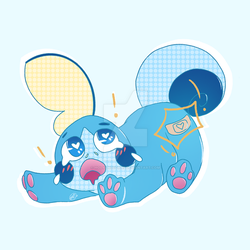 Sobble by HolyUniicorns