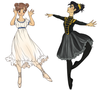 Ballet Casting by AnnMY