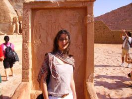 Me in Egypt by zMallister